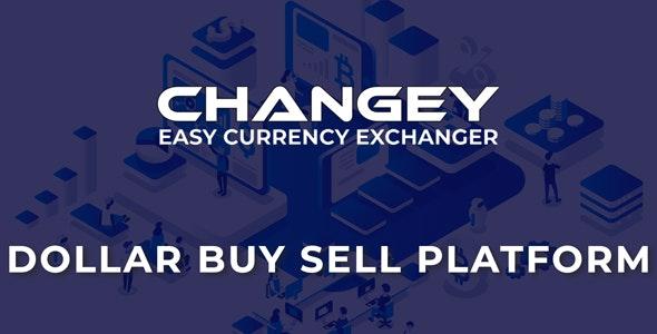 Changey v1.2 - Online Dollar Buy Sell Platform - nulled