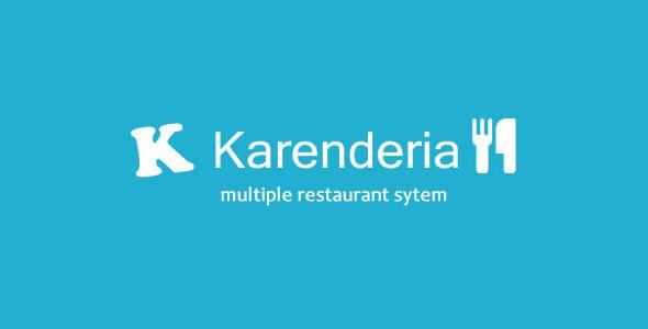 Karenderia v4.5 - Multiple Restaurant System