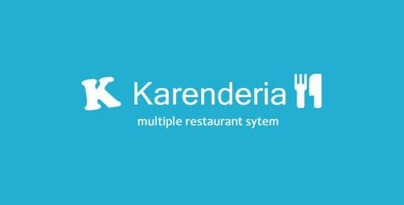 Karenderia Multiple Restaurant System  v-4.8 ( Latest)