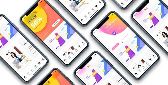 Ionic WooCommerce marketplace mobile app v2.7 - WCFM Marketplace