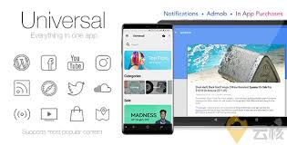 Universal v4.3.3 – Full Multi-Purpose Android App