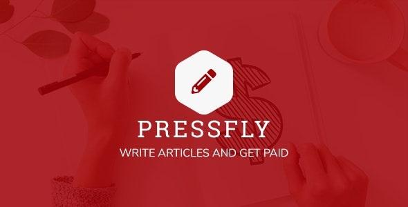 PressFly v1.6.0 - Monetized Articles System